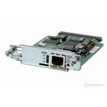Cisco VWIC2-1MFT-T1/E1 1-Port T1/E1 Multiflex Trunk Voice WAN Interface Module