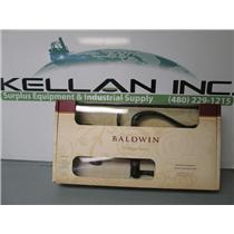 Baldwin Prestige Series 100677293 1 Cylinder Handleset w/Madrina Lever SmartKey