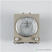 2007-2009 Lincoln MKZ 2006 Lincoln Zephyr Clock Analog with Adjust Buttons