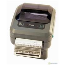 Zebra ZP450 ZP450-0501-0006A Direct Thermal Barcode Label Printer USB Peeler