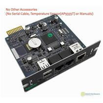 APC AP9631 NMC AP9630 Network Management Card 2 Environmental Monitoring No Prob