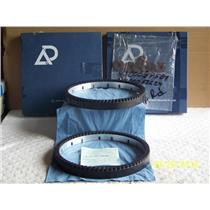 2 ABWood Asahi Diamond/CBN Grinding Wheel AB-19 10370384 Spacers SD170-MX500G1