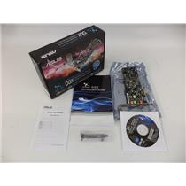 ASUS XONAR DGX 5.1 Ch 24-bit 96KHz PCI Express x1 Interface Gaming Audio Card