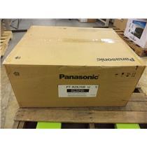 Panasonic PT-RZ670BU 1-Chip 6500 Lumen Laser Light Source DLP Projector (Black)