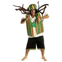 Rasta Mon Adult Costume Adult Size Standard
