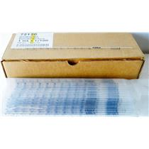 *125pc/PARTIAL BOX* KIMBLE 72120 SEROLOGICAL PIPETS, BOROSILICATE GLASS, DISPOS