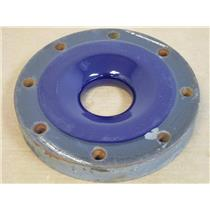 "6"" x 3"" Glass-Lined Reducing Pipe Flange"