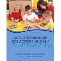 Active Experiences for Active Children : Mathmatics by Judi Stevenson-Garcia