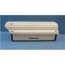 Panasonic Color CCTV Camera w/ Protective Housing WV-CP474