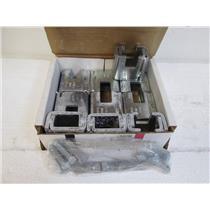 "Box of 10 Tyco Power-Strut  PS 858 1/2 EG  Heavy Duty Beam Clamp (1/2"" Rod Size)"