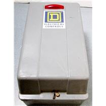 Square D Type S Lighting contactor  Class 8903