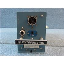 Wulfsberg Electronics Flitefone 40 Receiver