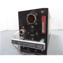 Wulfsberg Flitefone 40 Transceiver Type RT-16 P/N 400-0024