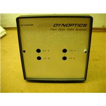 Dynair Dynoptics Fiber Optic Video Systems Equipment