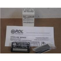 **New in Box** R.D.L.   ST-LCR1H   High Power Logic Controlled Relay (Stick-On)