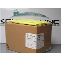 (25) VWR 89008-902  ChemTech Critical Covers; Yellow; 60 x N x 72 IN Bounded
