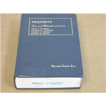 Foundation Press  0882777823  Property Cases and Materials 6th Edition Hardcover