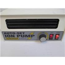 Charleswater 19500 Auto Set Ion Pump w/Power Cord