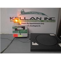 Scaletron Model 2310-A Digital Single Cylinder Scale w/ Patlite RHB 24UL
