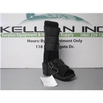 Breg 0006X  Fixed Ankle Walker Tall, Medium (fits sizes 7.5-10 Mens/9-11 Women)