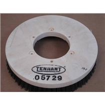 "Tennant 05729 12"" Polypropylene Scrubber Brush (1-1/2"" Bristle)"