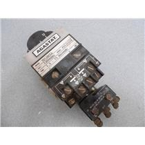 Agastat Model 7012ACLL Timing Relay 1.5 - 15 Seconds