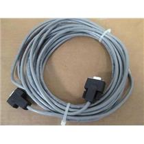 Oerlikon Leybold  600-1002-P30  9 Pin M/F RS485 Cable, (25')