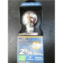 Reese Model # 72806 - 2-5/16 in. Steel Interlock Hitch Ball