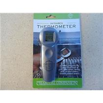 Charcoal Companion CC7306 Laser Sighted Infrared Thermometer For Grill Or Oven