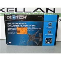 "CE E Tech 60473 or 1001092076 - 3-Way Wall Mount - 17"" to 47"" Flat Panel TVs."