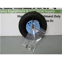 Marathon  00210 - 10-1/2 in. x 3-1/3 in. Flat-Free Tire for Hand Trucks.
