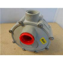"Siebec Pump Head Model Unknown Approximately 1"" ID Inlet & Outlet"