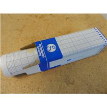 Graphic Controls 10273689 Chart Paper Roll To Fit Westinghouse 1500D91011 New