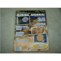 ICMJ's Prospecting & Mining Journal Magazine December 2015 1,111 Carat Diamond
