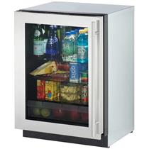 "NIB Modular 3000 Series 3024RGLS01 24"" 4.9 cu. ft. Capacity Compact Refrigerator"