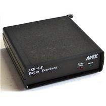 AMX AXR-RF AXLINK RADIO FREQUENCY RF RECEIVER - USED w/WARRANTY