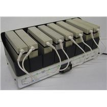 STRYKER INSTRUMENTS 400-355 MULTI-STATION (8) BATTERY CHARGER