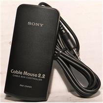 SONY RM-CM101 CABLE MOUSE, CABLE BOX CONTROLLER REMOTE, IR CONTROL, 2.0