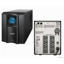APC SMC1500 Smart-UPS 1500VA 900W 120V Tower Power Battery Backup UPS REF