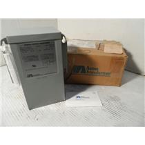 Acme General Purpose Transformer TW-69923, Style W, 1PH, 2 KVA, 60Hz, New