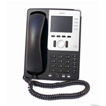 SNOM 821 SNO-821-BK VoIP Wireless Phone 12-Line LCD Gig SIP & Microsoft OCS 2346