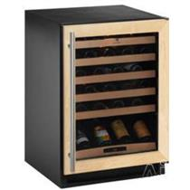 U-LINE Echelon Series 24 Inch Wine Captain Cooler Panel Ready 2175WCOL