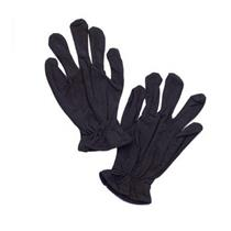 Black Theatrical Parade Costume Gloves