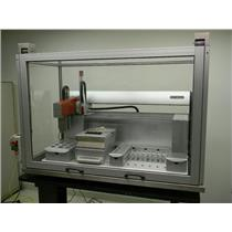 AutoDose TrueFlex 130 Powdernium Symyx Freeslate Pharmaceutical Filling Robot