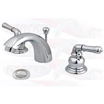 Bathroom Sink Faucet Polished Chrome KB951+