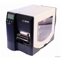 Zebra ZM400 ZM400-2001-4000T Thermal Barcode Printer Network Peel Rewind 203DPI