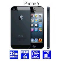 Apple iPhone 5 - 32GB - Black & Slate (Unlocked) Smartphone [56]
