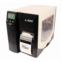 Zebra ZM400 ZM400-2001-0300T Thermal Barcode Label Printer Network USB 203DPI