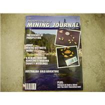 ICMJ's Prospecting & Mining Journal Magazine July 2016, Essence Of Prospecting
