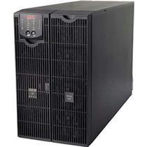 APC SURT8000XLT 6U On-Line Smart-UPS 8000VA 6400W 208V 8kVA  Power Backup NOB